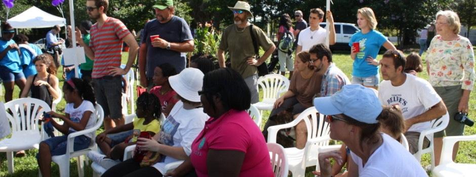 Tampa Heights Community Garden 6