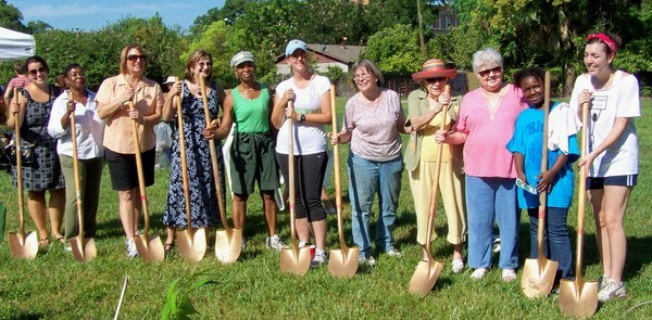 Tampa Heights Community Garden Stakeholders