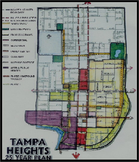 Tampa Heights Neighborhod Plan